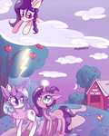 Trouble ahead by Ipun