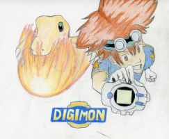 Digimon by Altguard