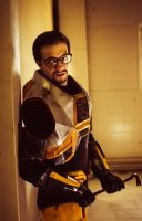 Gordon Freeman by Darkrainee