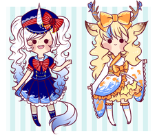 Custom adopts for LinoleumItalics by Pyonkotcchi