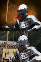 Ren Fair Joust Knight Armor by PriceJames