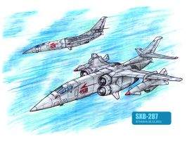SXB-287 by TheXHS