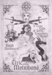 Elric Silent Movie Poster by Bowie-Spawan