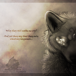 Why make me cry? by thelunapower