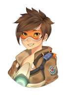 Tracer? by Rhoxist