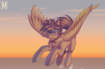 Fast as a wind by Margony