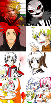Sketch Dumpage Part Duex by AmukaUroy