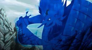 ultimate susanoo by thundared