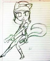 Kitty -Preview -Team Katswell by HELLPATO777