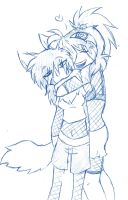 BUDDY HUG by Kaydolf