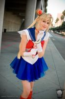 Sailor Moon - Cheeky by nihilistique