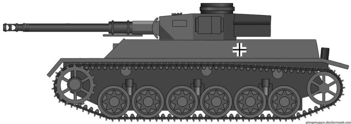 Pz.Kpfw III/IV by Northern-Dash