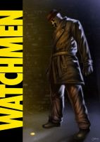 WATCHMEN : Rorschach by darkeyez07
