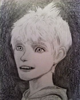 Jack Frost by Cillaries