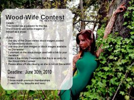 WoodWife Contest Info by geoectomy-stock