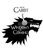 Windows is Coming by Cabanyat