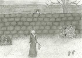 When Digory and Polly met by Kirppuliisa