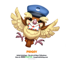 Pokemon - Pidgey