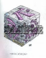 Holocron by kageryu