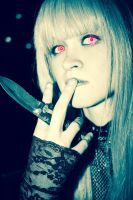 Misa Amane - The Eyes by Shirorinyuaru