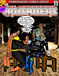 The Astounding Crusaders (Vol.2): #4 by baddrama