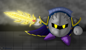 Meta Knight by TvSonic