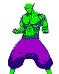 Piccolo by Redd-Boy