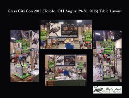 Glass City Con 2015 Table Layout by lilly-peacecraft