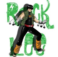 I LOOOOOOVE YOU ROCK LEEEEEEEEEEEEEEEEEE by Komalash