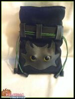 How to Train Your Dragon Pouch by RawringCrafts