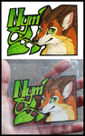 Nym Badge 2015 by KatieHofgard