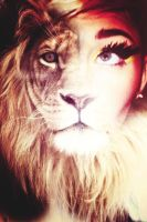 +LionGirl by proudlybelieber
