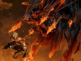 Animal Haseo Has Become by DualSidedKeybladerX