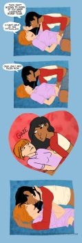 Disney - Sexy Faces by fortheloveofpizza