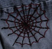Spider Web by AbstractBalance