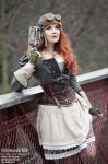 Paris Steampunk 2 by MADmoiselleMeli