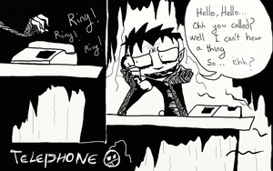 Nny: Telephone 1 by AND888