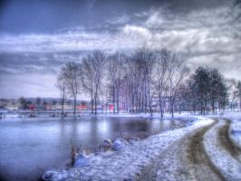 hdr winter 4 by DR13agoslav