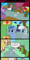 The Pirate And The Princess Part 2 by FicFicPonyFic