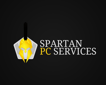 SpartanPCLogoDesign by Valencia85