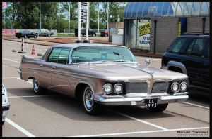 1962 Imperial Crown by compaan-art