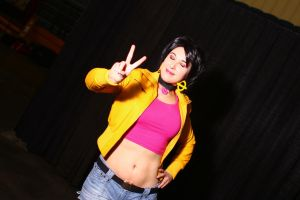 Pop Culture Expo 2014 - Jubilee by VideoGameStupid