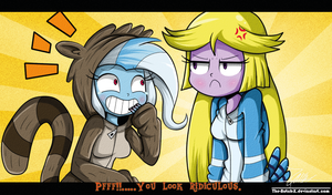 .:Horribly Blonde:. by The-Butcher-X