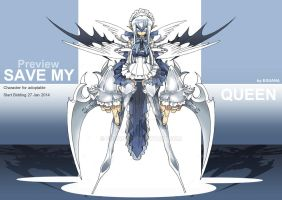 Preview Save My Queen by eguana