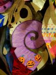 Nightmare Before Christmas Feather (READ DESC) by rainbowthefox