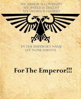 For the Emperor by GreatJester