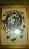 Wolf Dreamcatcher - Project 4 by LeeLeeG2