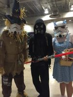 Animate Miami 2015: WOZ Stormtroopers by shadowdelta47