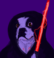 Darth Frankie by Noal