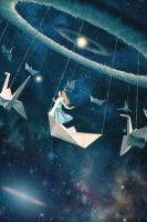My favourite swing ride by PaulaBelleFlores